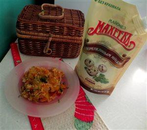 Новогодние вкусные тушеные кабачки с рисом