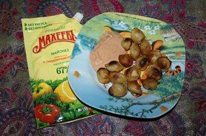 Соус с грецкими орехами