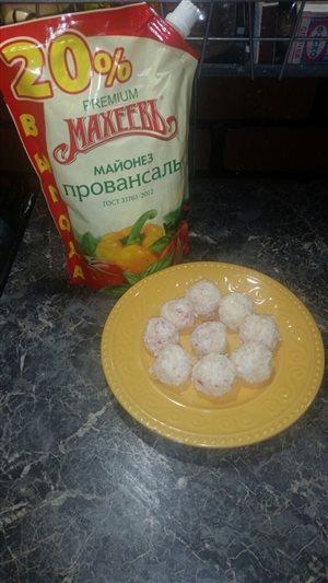 Закуска 'Рафаэлло'
