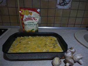 Мясная сковородка