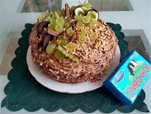 Торт 'Дружба'