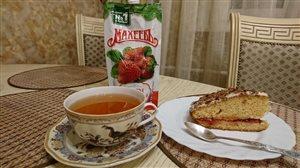 Любимый домашний торт с джемом Махеев