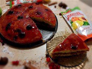 Легкий пирог 'Ноктюрн' с ТМ Махеевъ