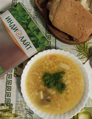 Сливочный суп с индейкой Индилайт