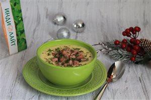 Суп - пюре с индейкой