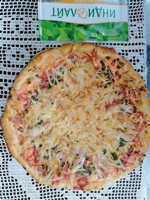 Пицца из филе грудки индейки 'Индилайт'