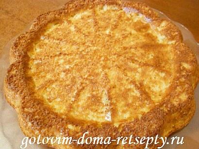 Кекс творожный рецепт с фото
