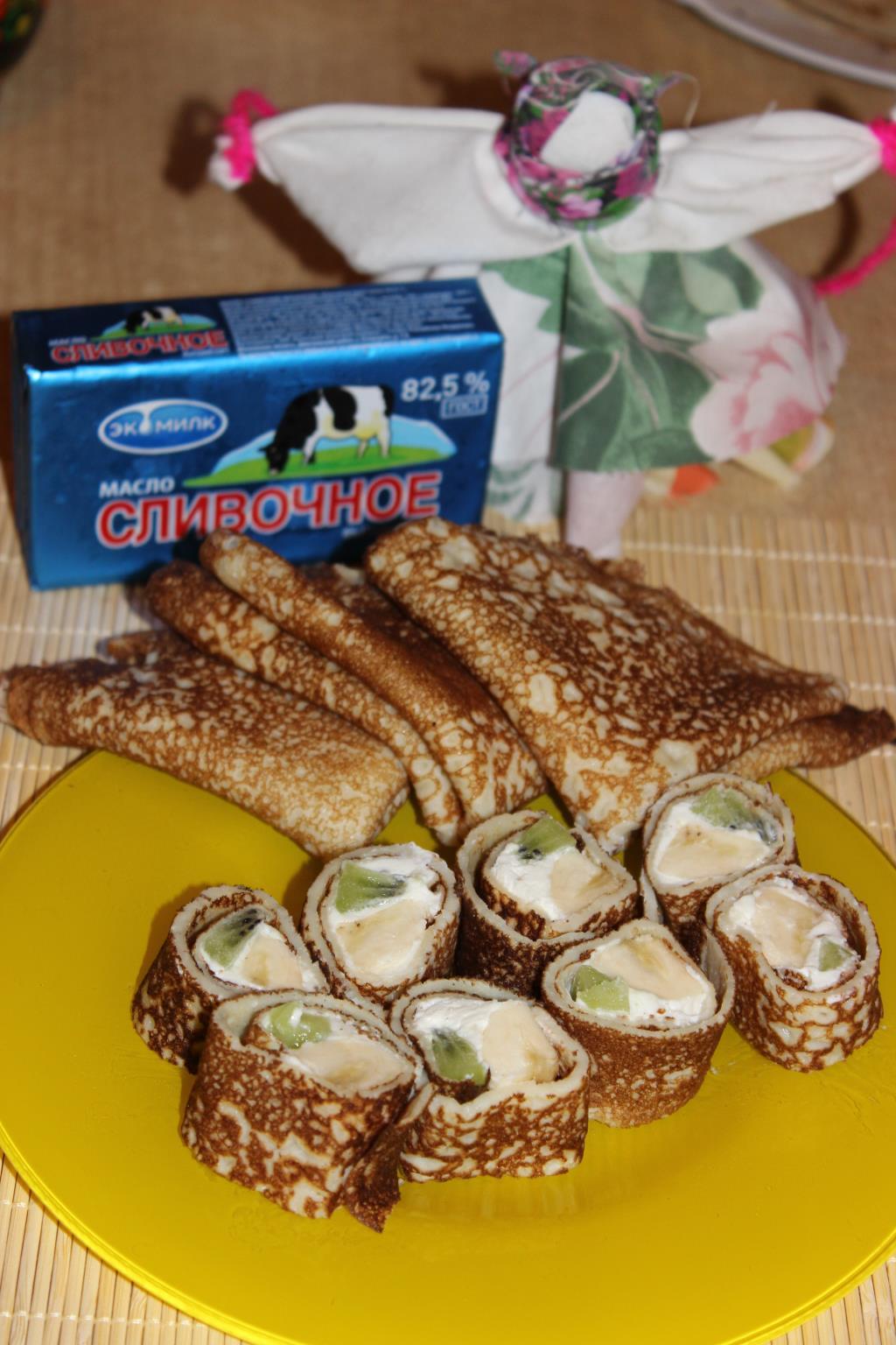 Блинные суши