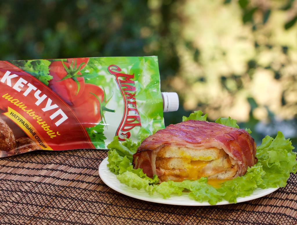 Сэндвич «Махеевский»