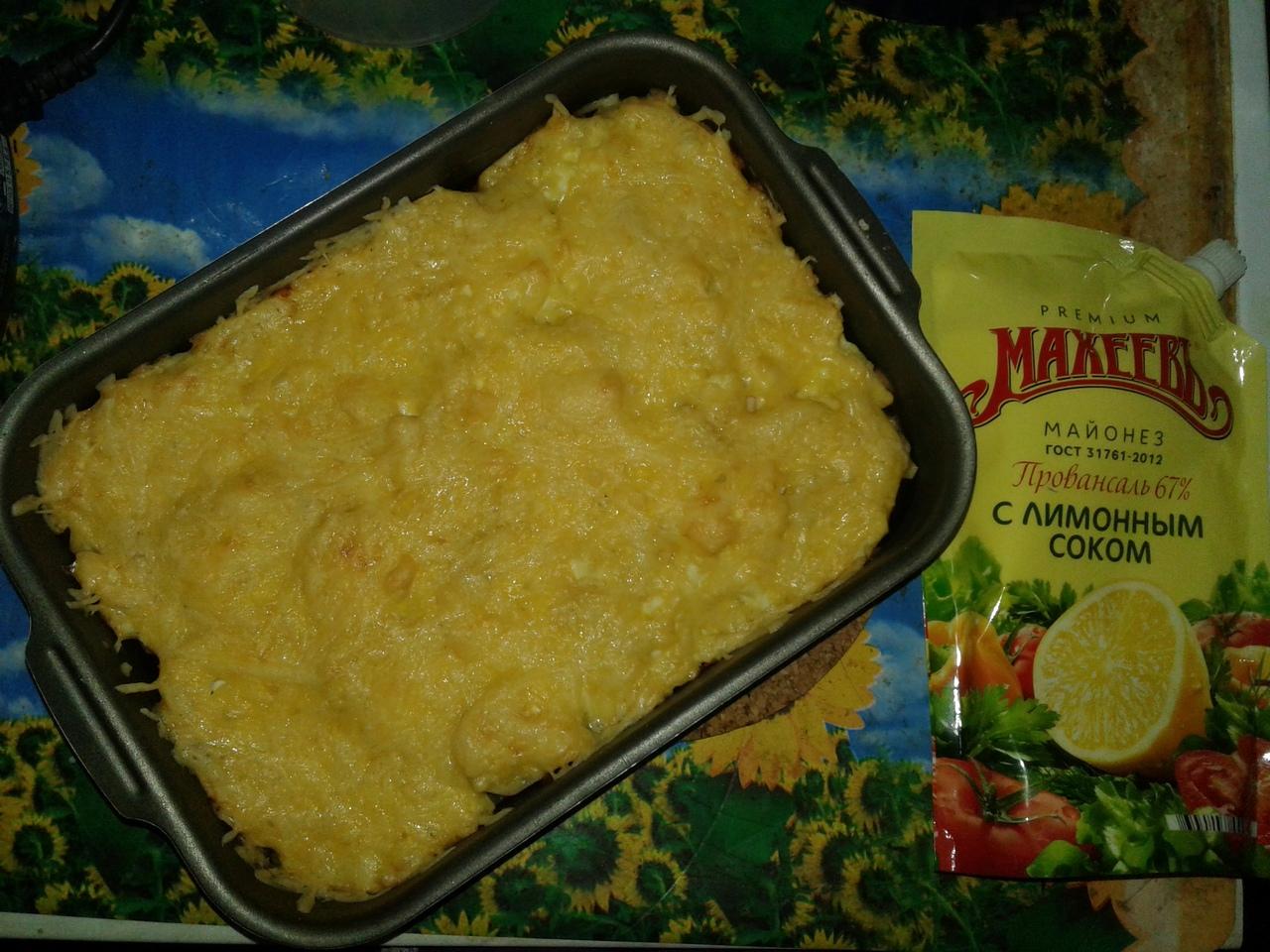 Картофель по-Липатовски