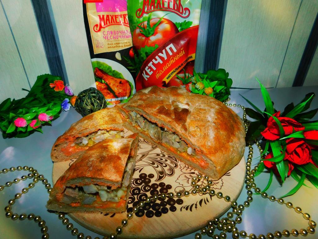 Походный бутер-хлеб Махеев.