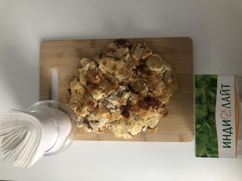 Закуска с филе индейки «ИНДИЛАЙТ»