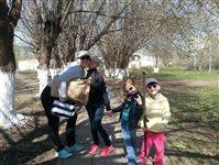 Весна, рыбалочка, шашлычки)))