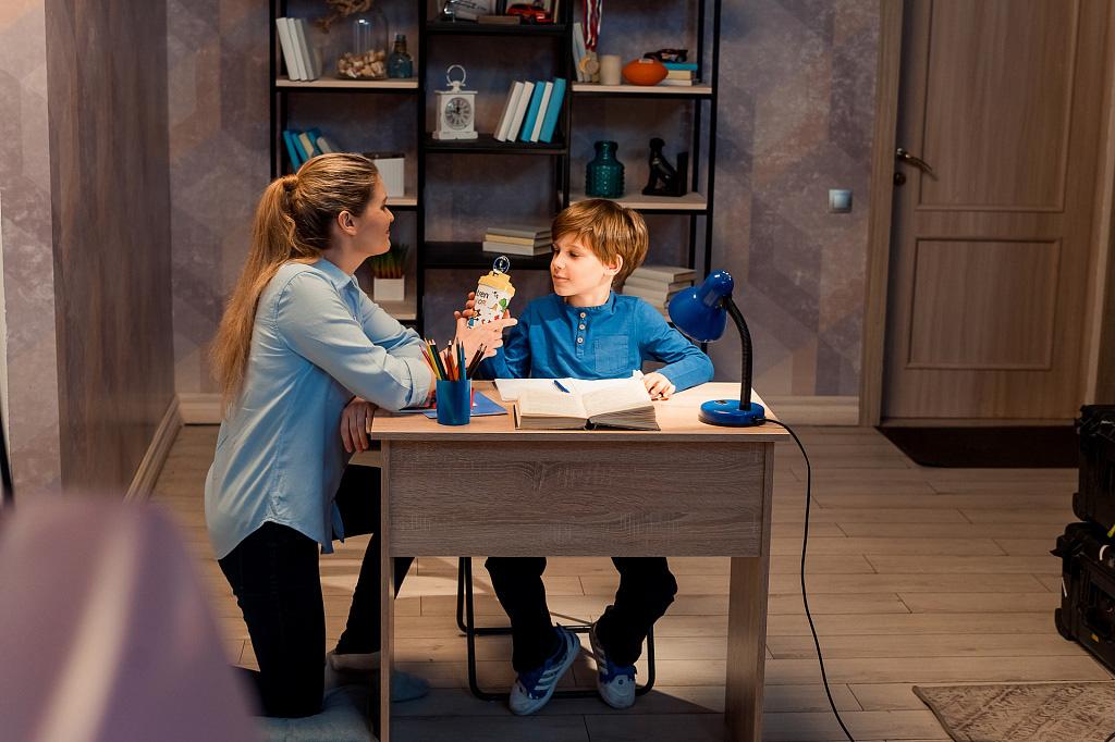 Компания Нестле в помощь мамам и папам разработала смесь Clinutren Junior