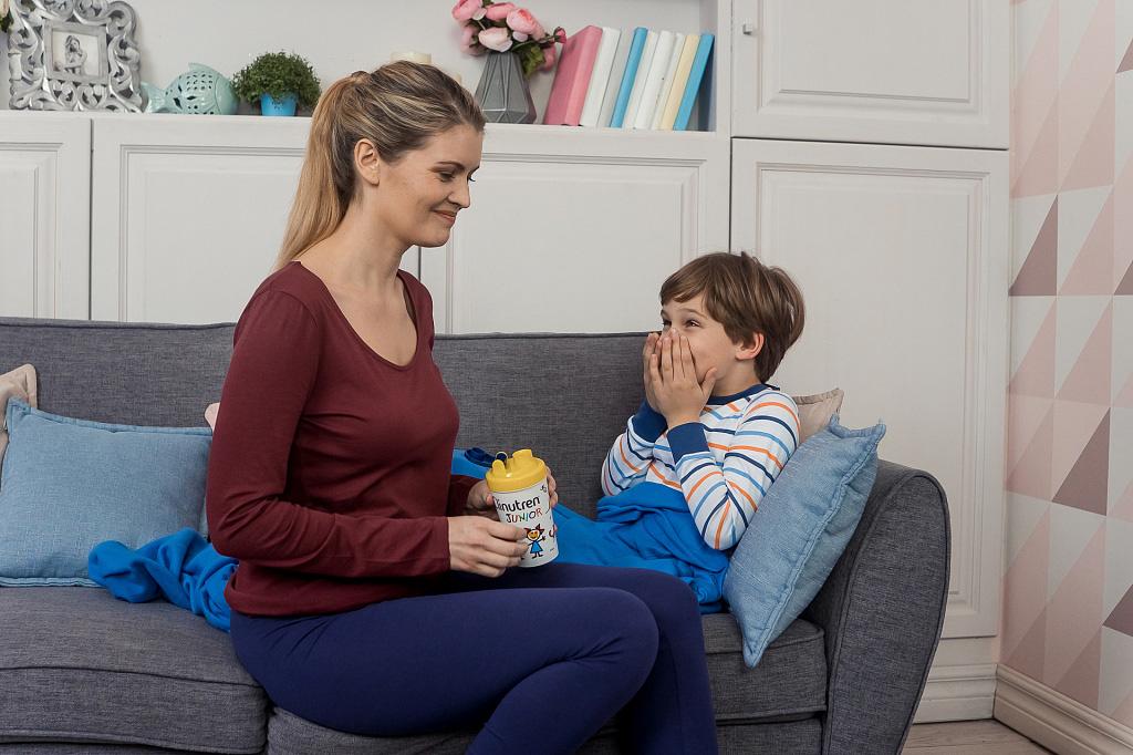 питание выздоравливающего ребёнка - нелёгкая задача