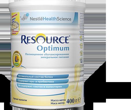 Resource® Optimum