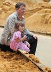 День отцов в парке Сокольники