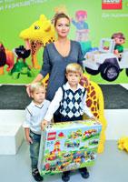В Москве прошел большой праздник LEGO<sup>®</sup>DUPLO<sup>®</sup>