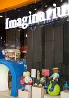Первый магазин игрушек Imaginarium в Воронеже