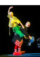Цирк «Аквамарин» представил новое шоу «Мечта»