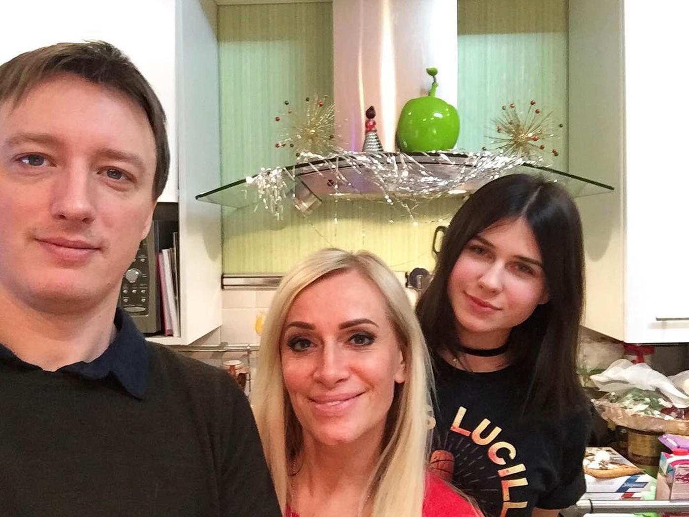 Наталия Гулькина дети