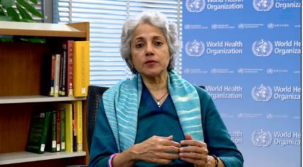 главный научный сотрудник Всемирной организации здравоохранения Сумья Сваминатан