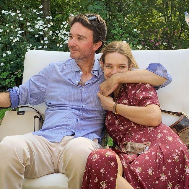 Наталья Водянова с мужем: самые трогательные фото матери пяти детей