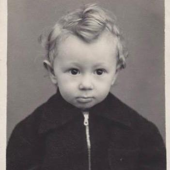 Аркадий Укупник в детстве