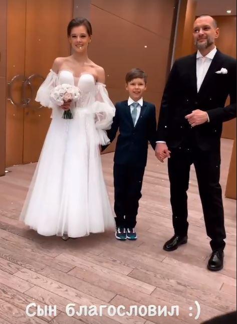 Екатерина Шпица свадьба