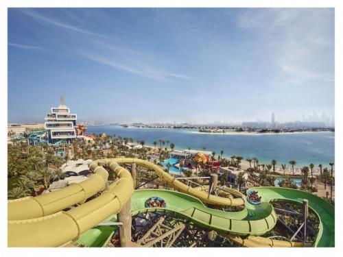 Аквапарк Атлантис Дубай