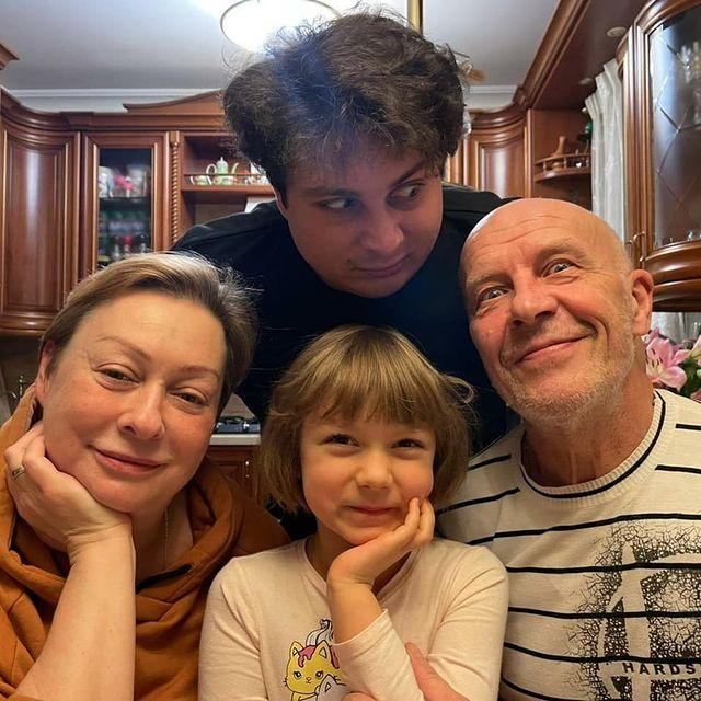 Мария Аронова дети