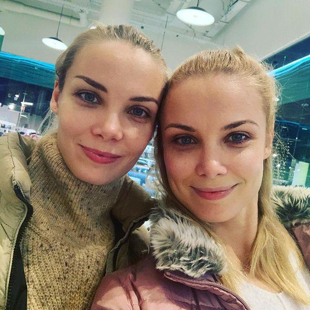 сёстры близнецы Арнтгольц