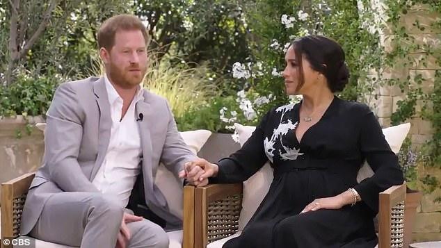 Принц Гарри и Меган Маркл интервью