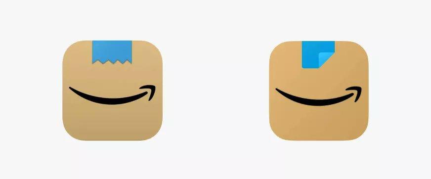 Amazon логотип приложения Гитлер