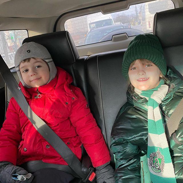 Макарские дети