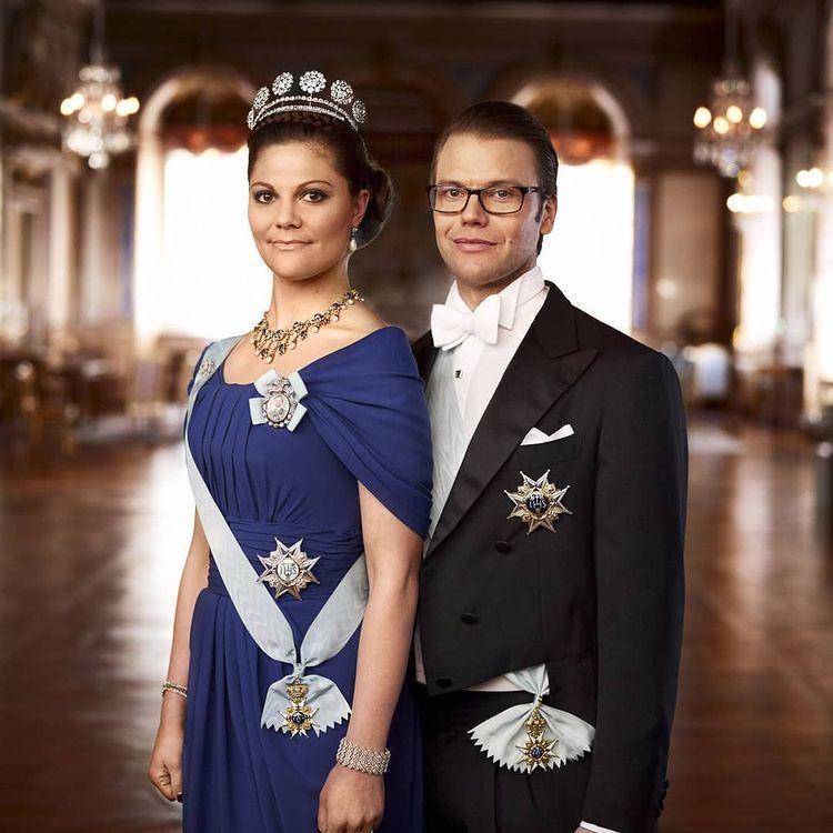 Принцесса Виктория Швеция муж