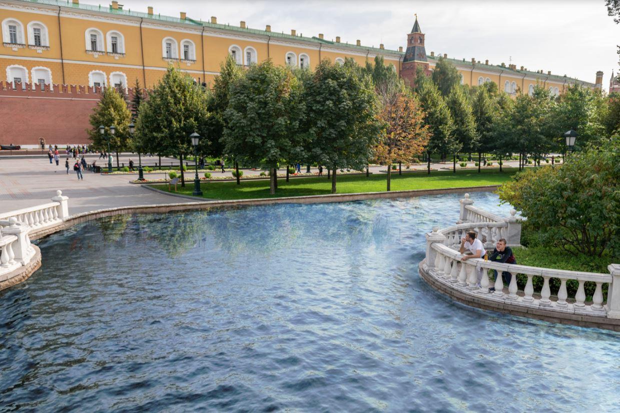 Как изменится центр Москвы, если откопать Неглинку