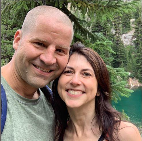 Джефф Безос жена новый муж