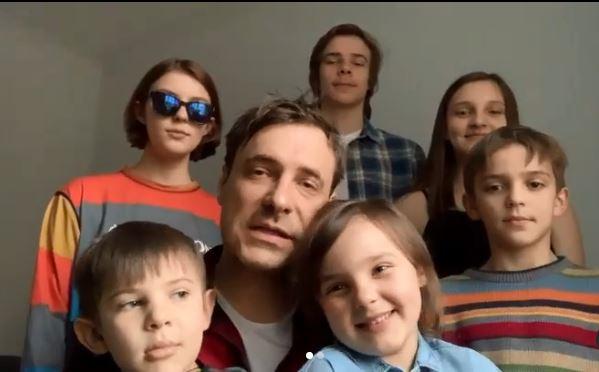 Евгений Цыганов дети