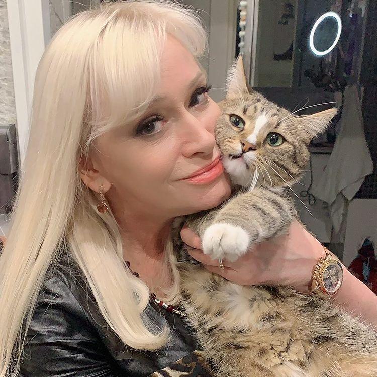 Наталья Гулькина коты