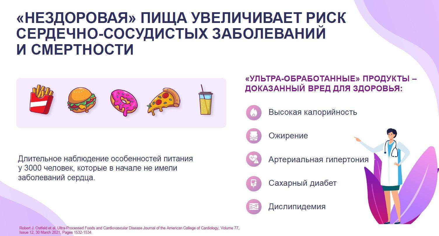 ожирение сердечно-сосудистые заболевания