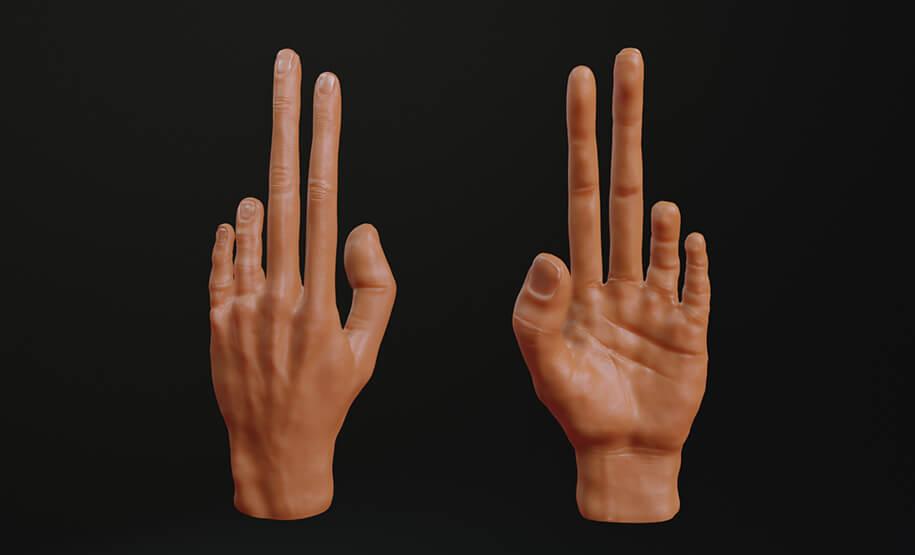 руки геймеров в будущем