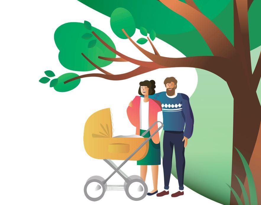 Как посадить в Москве именное дерево в честь рождения ребенка