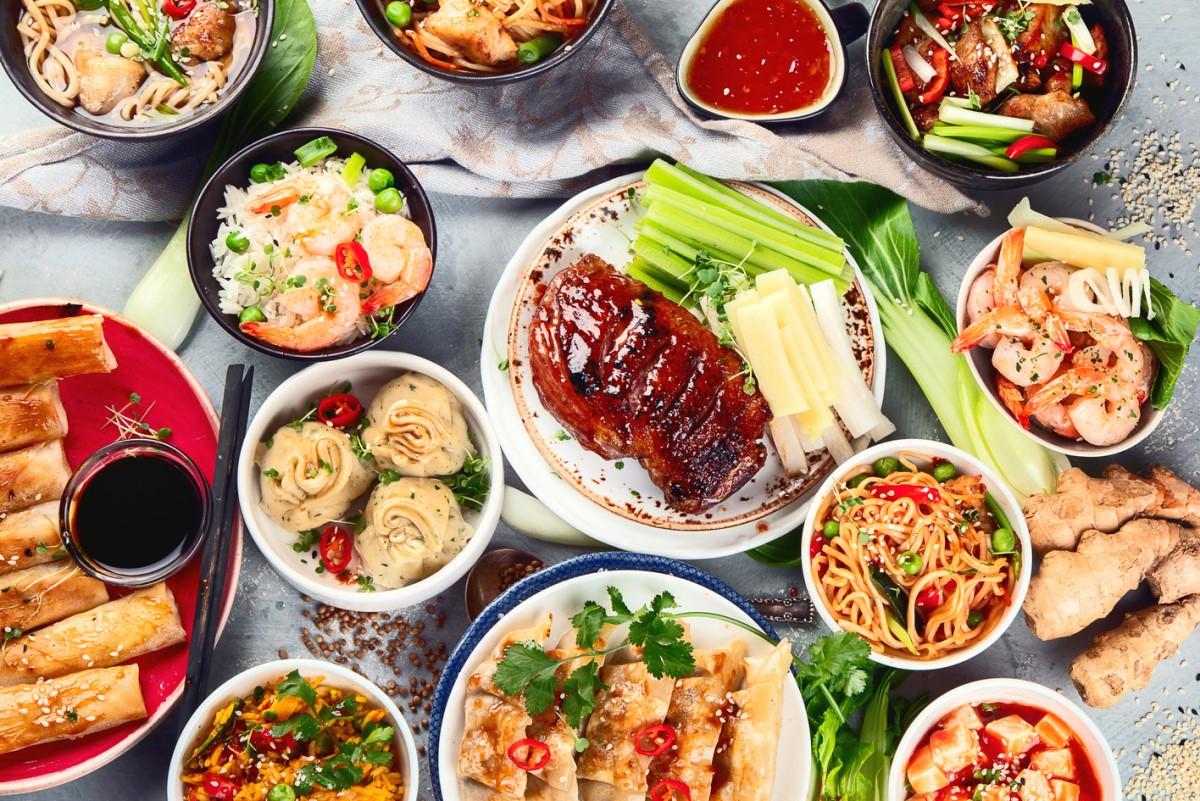 Экономия еды в Китае