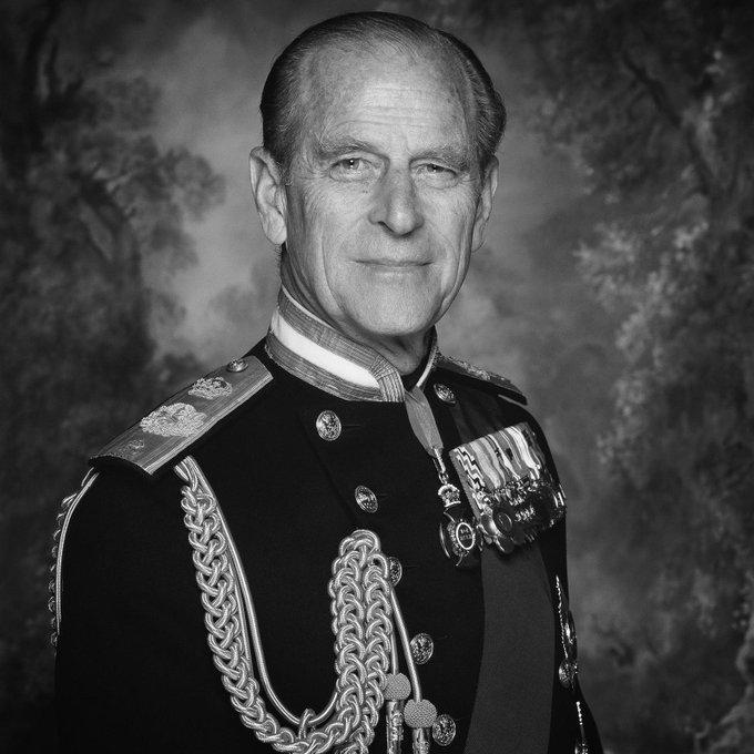 Супруг Елизаветы II Принц Филипп умер