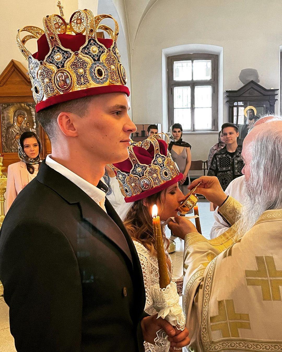 Свадьба дочери Охлобыстина