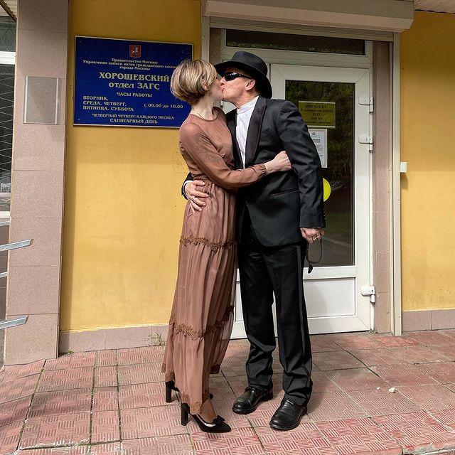 Иван Охлобыстин жена Оксана