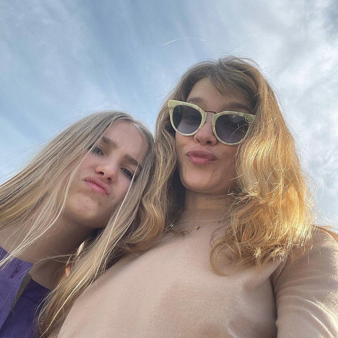 Наталья Водянова дети