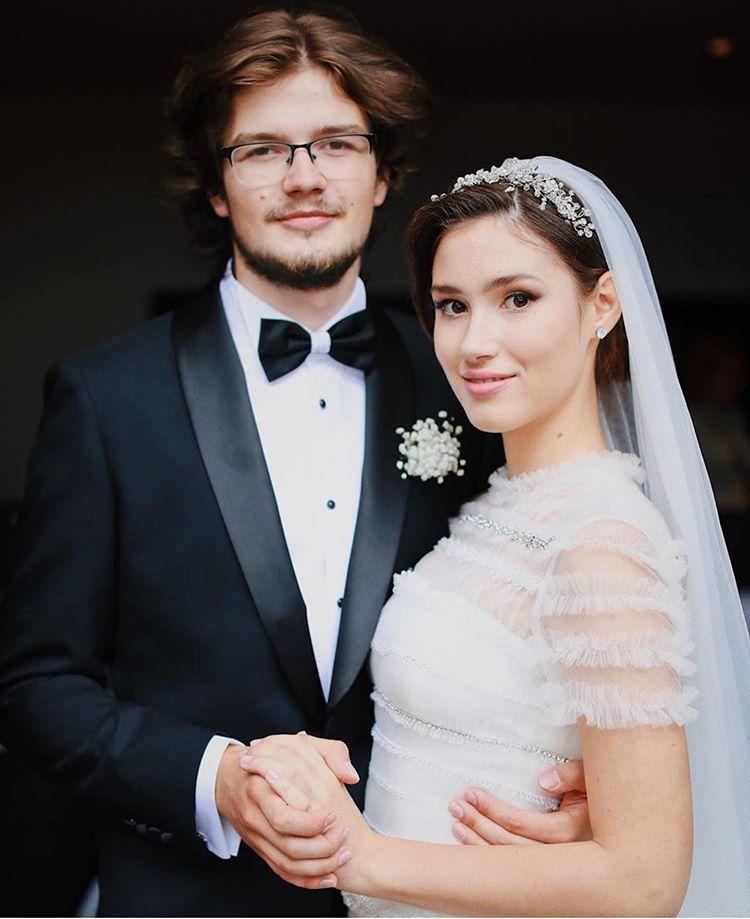 свадьба Дины Немцовой