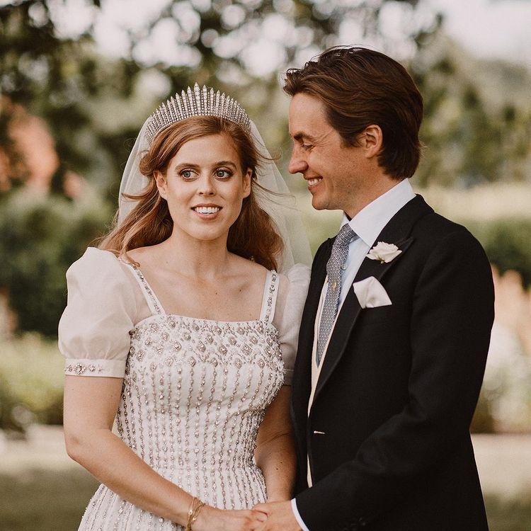 свадьба принцессы Беатрис и Эдоардо Мопелли